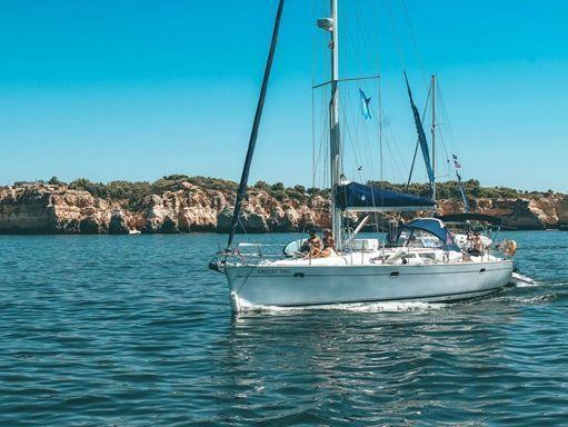 Sailboat Jeanneau Sun Odyssey 43 · 2001 (refit 2019) (1)