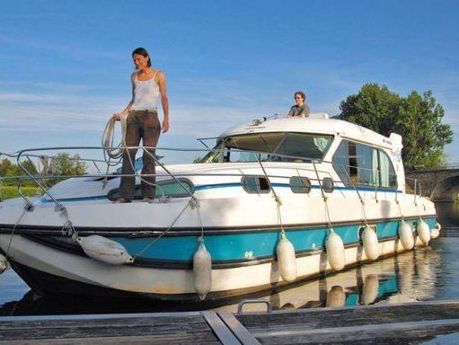 Houseboat Nicols Sedan 1160 · 1995 (4)