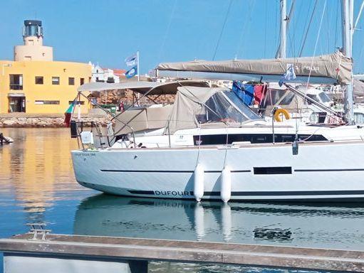 Sailboat Dufour 360 Grand Large · 2020 (4)