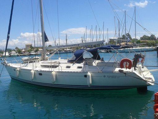 Segelboot Jeanneau Sun Odyssey 45.2 · 1999 (0)
