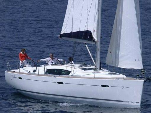 Sailboat Beneteau Oceanis 43 · 2010 (0)