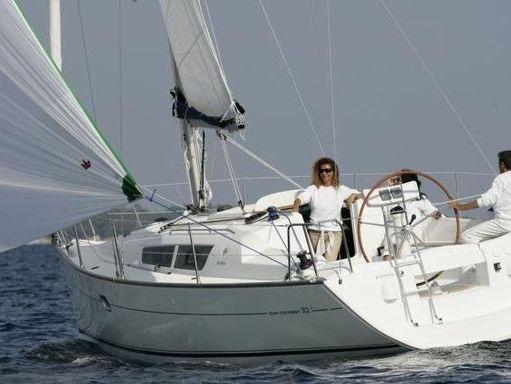 Sailboat Jeanneau Sun Odyssey 32 i · 2008 (0)