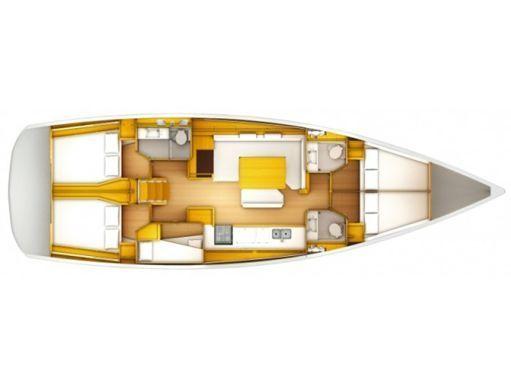 Sailboat Jeanneau Sun Odyssey 519 · 2021 (2)