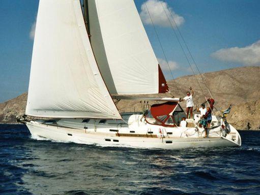 Sailboat Beneteau Oceanis 461 · 2000 (0)