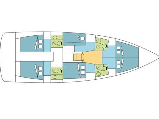 Sailboat Sun Loft 47 · 2021 (2)