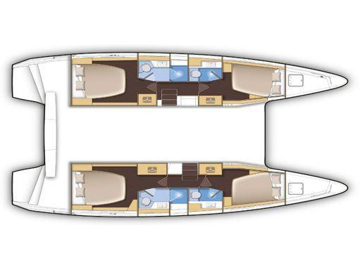 Catamaran Lagoon 42 · 2021 (2)