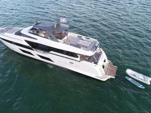 Motorboat Ferretti 97 · 2019 (refit 2012) (0)