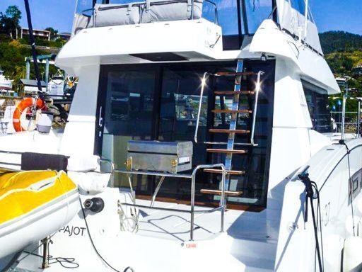 Motor Catamaran Fountaine Pajot MY 37 · 2018 (2)