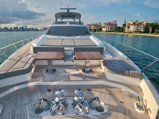 Motorboat Ferretti 97 · 2019 (refit 2012) (4)