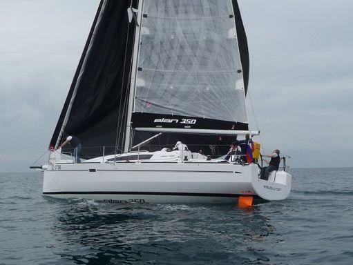 Sailboat Elan 350 (2012) (0)