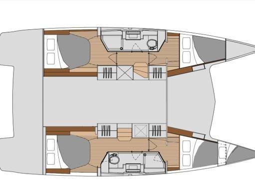 Catamaran Fountaine Pajot Lucia 40 · 2017 (1)