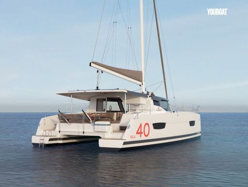 Catamaran Fountaine Pajot Lucia 40 · 2017 (0)