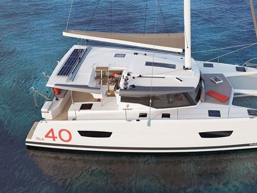 Catamaran Fountaine Pajot Lucia 40 · 2017 (4)