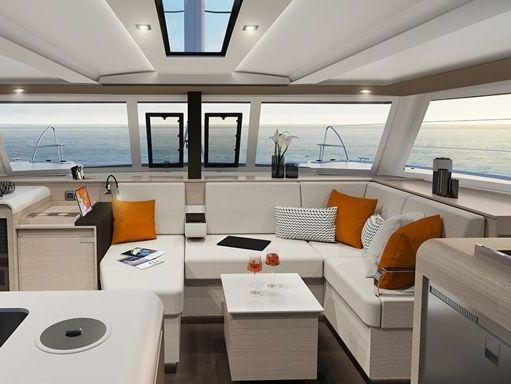 Catamaran Fountaine Pajot Lucia 40 · 2017 (2)
