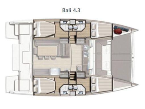 Catamaran Bali 4.3 · 2020 (2)