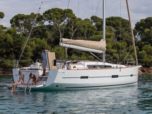 Sailboat Dufour 460 Grand Large · 2020 (4)