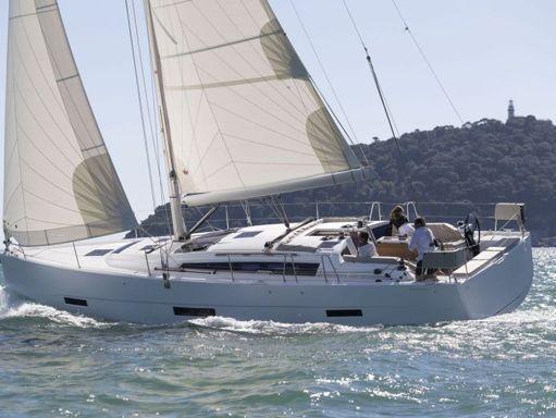 Sailboat Dufour 430 · 2020 (2)