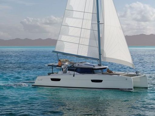 Catamaran Fountaine Pajot Saona 47 · 2019 (1)