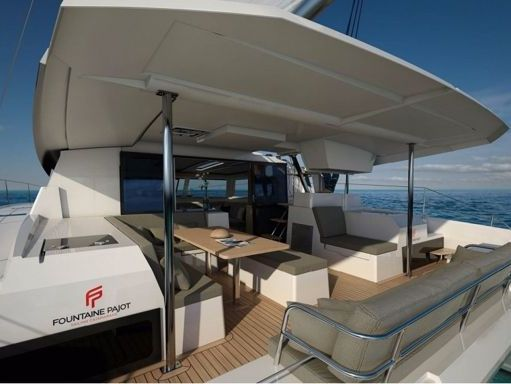 Catamaran Fountaine Pajot Saona 47 · 2019 (4)
