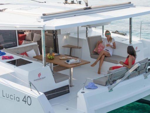 Catamaran Fountaine Pajot Lucia 40 · 2019 (2)