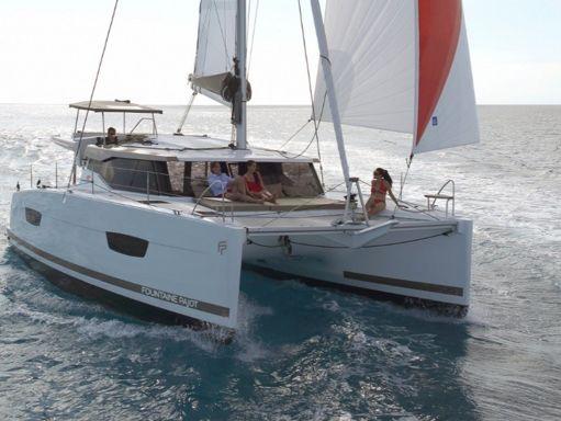 Catamaran Fountaine Pajot Lucia 40 · 2019 (1)