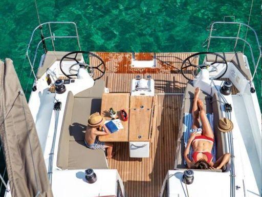 Sailboat Jeanneau Sun Odyssey 410 · 2021 (2)