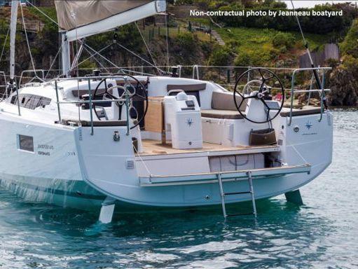 Sailboat Jeanneau Sun Odyssey 410 · 2021 (0)