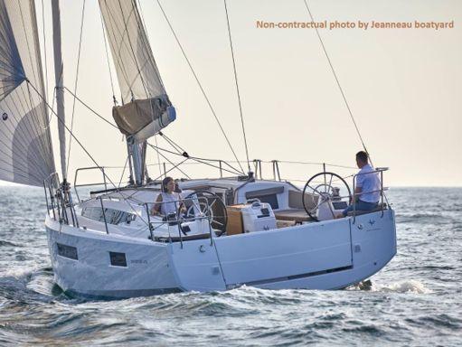 Sailboat Jeanneau Sun Odyssey 410 · 2021 (4)