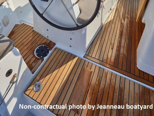 Sailboat Jeanneau Sun Odyssey 410 · 2021 (1)