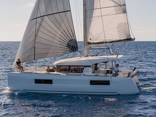 Catamaran Lagoon 40 · 2020 (1)