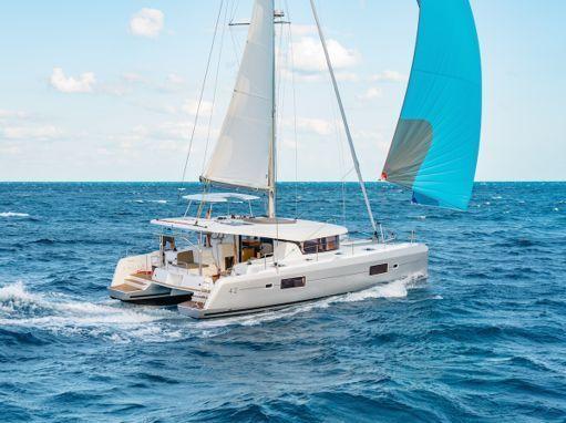 Catamaran Lagoon 42 · 2017 (1)