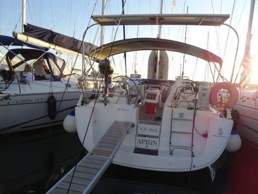 Velero Beneteau Oceanis 40 · 2011 (reacondicionamiento 2016) (1)