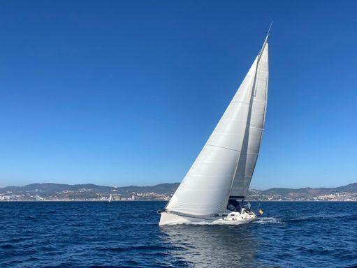 Sailboat Dufour 44 Performance · 2007 (refit 2020) (2)