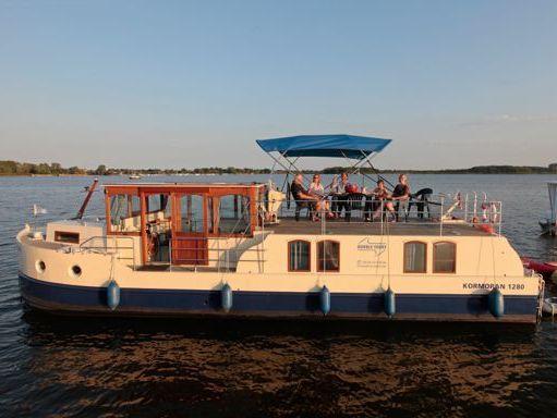 Houseboat Kormoran 1280 · 2015 (1)