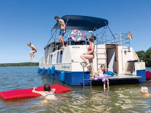 Houseboat Kormoran 1290 · 2015 (2)