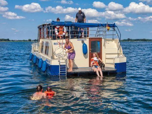 Houseboat Kormoran 1150 · 2015 (2)