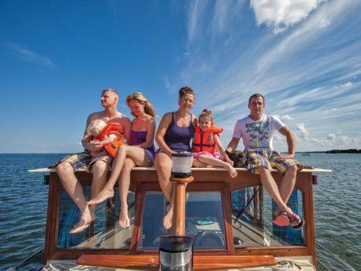Houseboat Kormoran 1150 · 2015 (1)