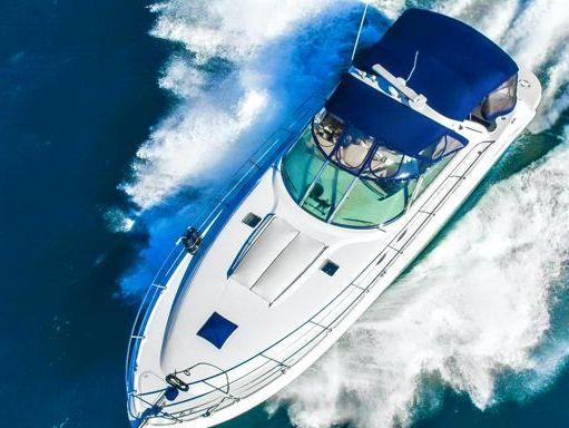 Motorboat Sea Ray 455 Sundancer · 2008 (refit 2008) (2)