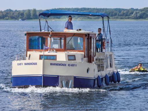 Houseboat Kormoran 1150 · 2015 (4)
