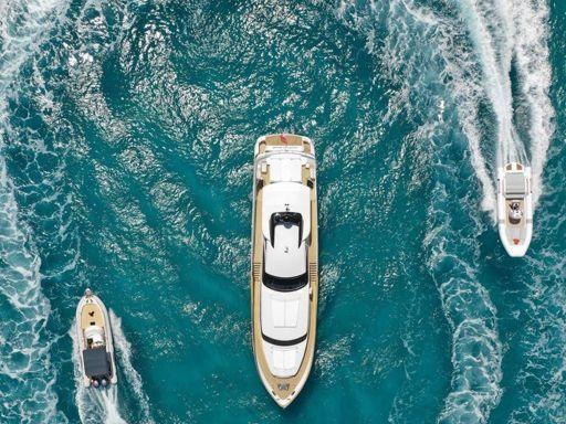 Motorboat Amer 88 Plus · 1997 (refit 2020) (0)