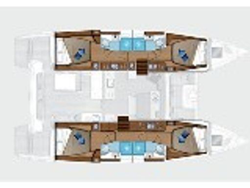 Catamaran Lagoon 46 · 2021 (2)