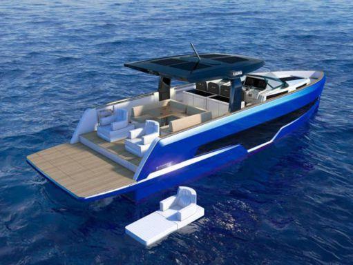 Motorboat Fjord 41 XL · 2021 (1)