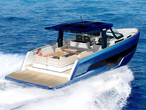 Motorboat Fjord 41 XL · 2021 (2)