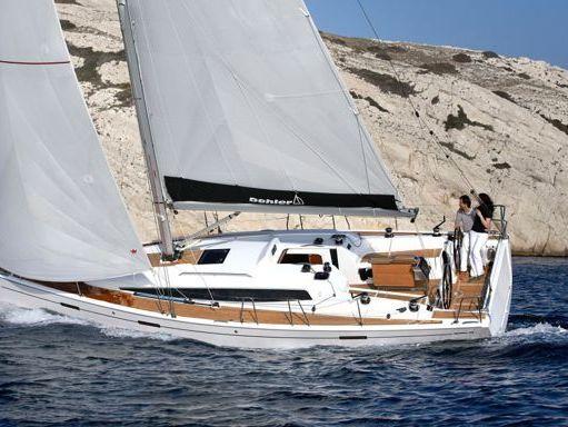 Sailboat Dehler 38 SQ · 2021 (2)