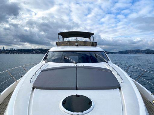 Motorboat Sunseeker Manhattan 74 · 2004 (refit 2020) (2)