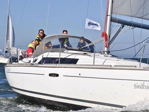 Sailboat Beneteau Oceanis 34 · 2010 (1)