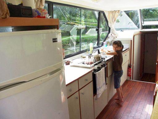 Motorboat Nicols Sedan 1170 · 2002 (1)