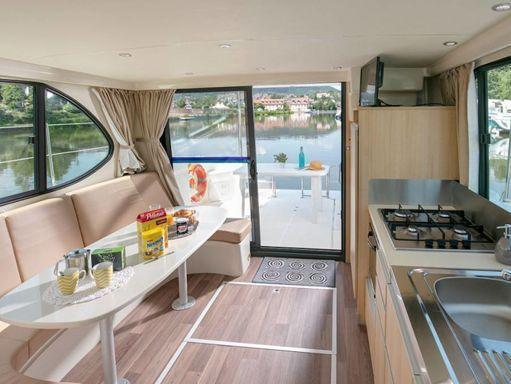 Houseboat Nicols Estivale Octo Fly C · 2021 (1)