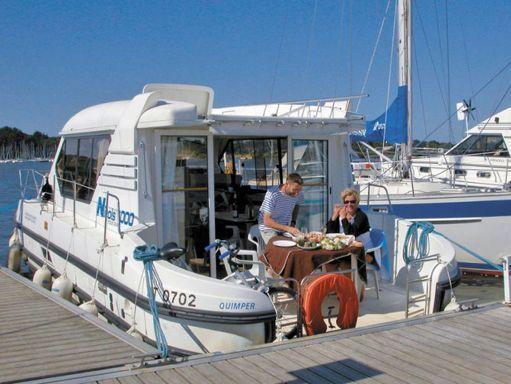 Houseboat Nicols Sedan 1000 · 1995 (2)