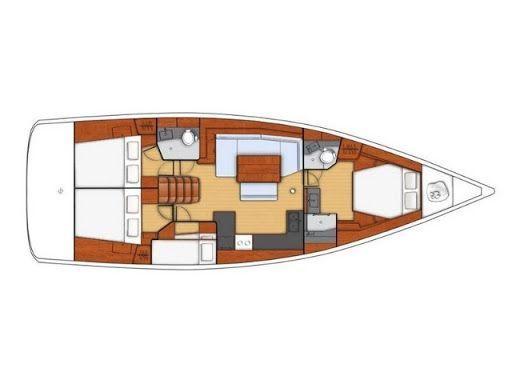 Sailboat Beneteau Oceanis 48 (2014) (2)